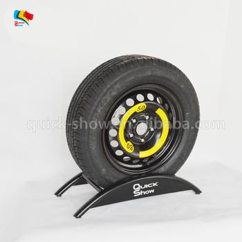 Storage Racks Wheel Display Stand Tire Rack Tires Buy Tire Rack - Car show wheel display stands