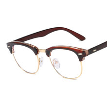 SO & EI солнцезащитные очки для мужчин и женщин, декоративные заклепки, Квадратные прозрачные линзы, компьютерные очки, оптические очки(Китай)