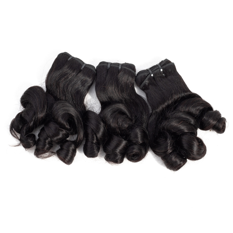 Wholesale 100% Unprocessed Double Drawn Mink Brazilian Full Remy Cuticle Aligned Raw Virgin Indian Human Hair From India, N/a