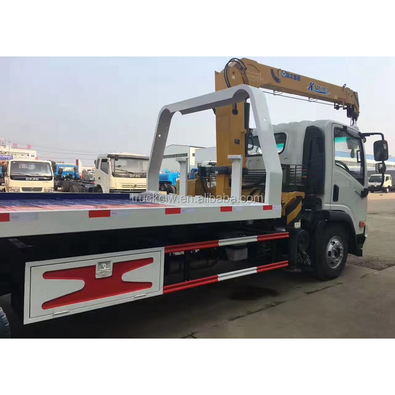 Manufacture  U0026 Supplier Of Different Type Of Decovery Emergency Tow Truck Service Could Get A Car