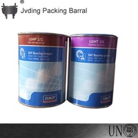 SKF Bearing Grease 1KG Round Tinplate Painting Barrels