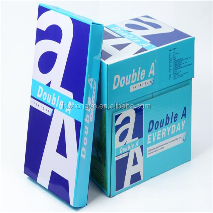 A4 double a copy paper 80gsm for sale for all the world buyers