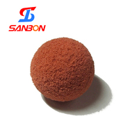 CE&ISO approved Elbow pipe washing concrete soft cleaning sponge