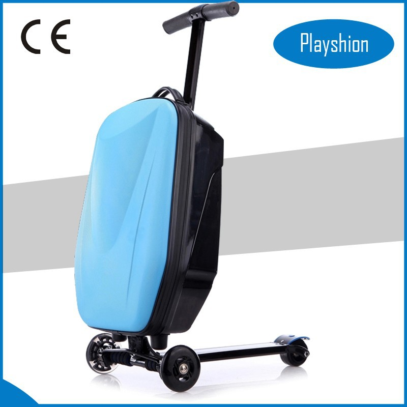 Hot Scooter Luggage,2in1 Scooter Luggage,Kick Scooter Luggage ...