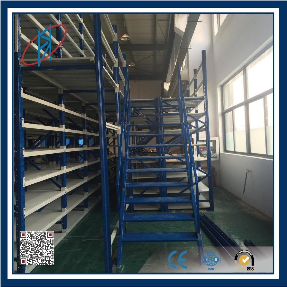 Nanjing Mezzanine Rack Shelving Rack Store Used Shelves For Sale ...