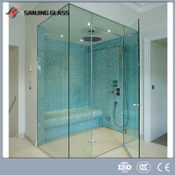 Wonderful 12mm Tempered Glass Shower Wall Panels