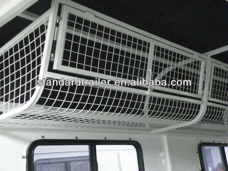 Horse Floats Standard Trailer Made In Shandong Rug Rack