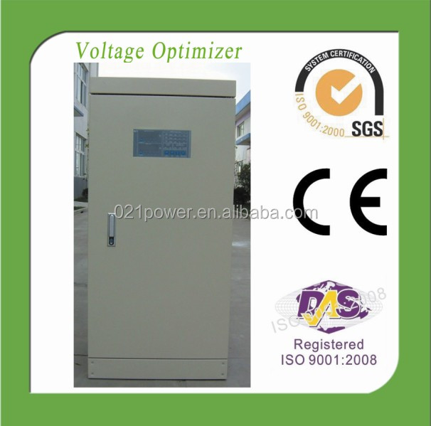 ZBW 3phases full automatic voltage regulator 250kva.