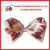 Fancy christmas series Ribbon Bow Hairpins for kids