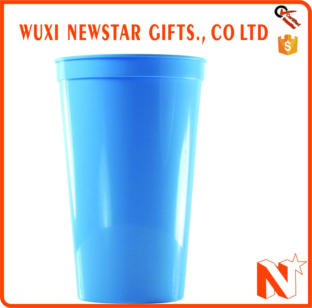 Eco-friendly Promotional Printed Drinking Stadium Cup