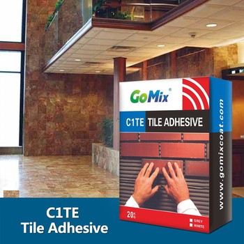 Plastic Tile Glue To Bond Tiles Onto A Variety Of Substrates