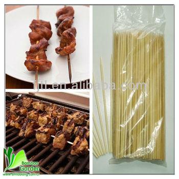 en gros vert pas cher bambou brochettes de barbecue pour la viande buy product on. Black Bedroom Furniture Sets. Home Design Ideas
