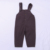 2019 Spring new children dungarees for kids boys khaki pants one-piece baby boy bib pants