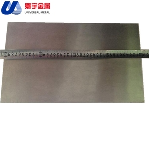 Cheap Commercial Gr1 Pure Titanium Plate/Sheets Price