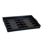 ESD Electronic Components Packing Plastic Tray