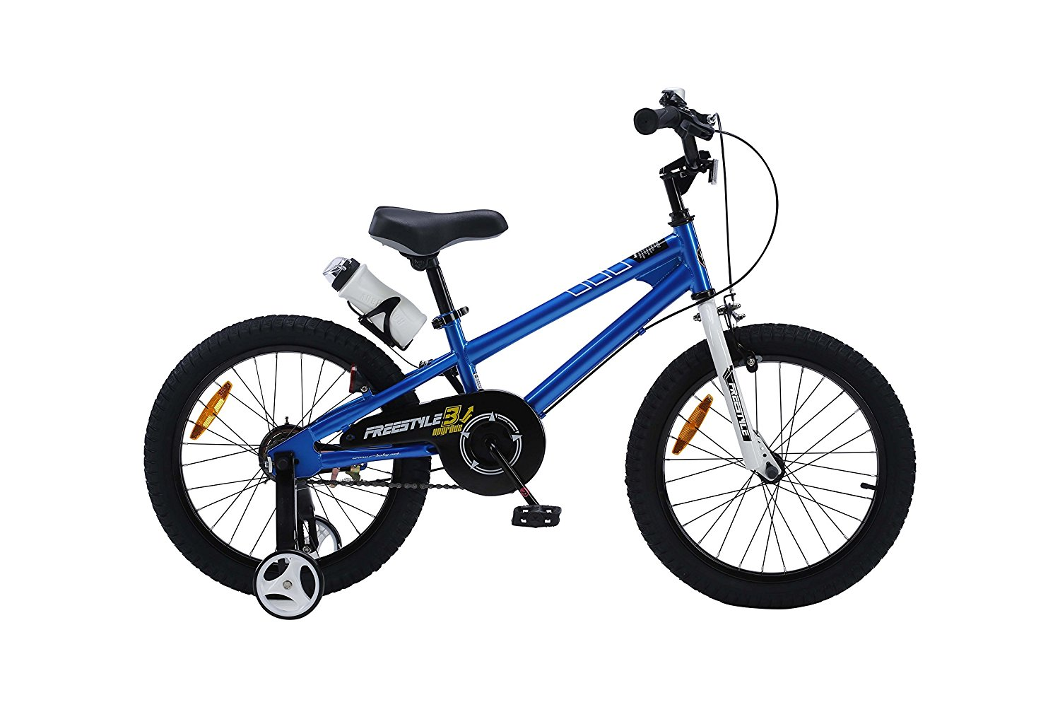 RoyalBaby 12 inch Kid's Bike, Boy's Bike, Girl's Bike Balance Bike, Running Bike, Push Bike, No Pedal Bike