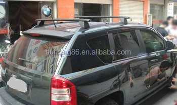 Wonderful Jeep Compass Roof Rack Rail Roof Cross Bars Jeep Compass Accessories