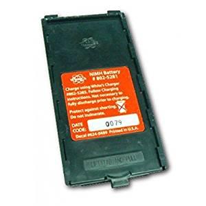 Whites Nimh Battery for V3, Dfx, Xlt, MXT M6 Metal Detector