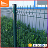 High Quality Outdoor PVC Coated 3D Wire Mesh Fence/ Welded Garden Fence Panels/3D bending welded mesh