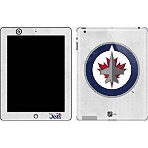 NHL Winnipeg Jets New iPad Skin - Winnipeg Jets Distressed Vinyl Decal Skin For Your New iPad