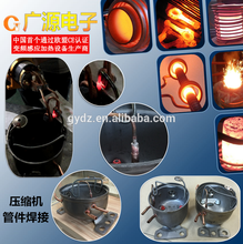 Fast delivery p91 steel pwht induction heating machine with flexible transformer