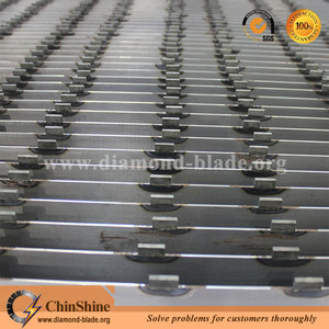 Top Quality Diamond Gang Saw Blades for Marble BM Machine