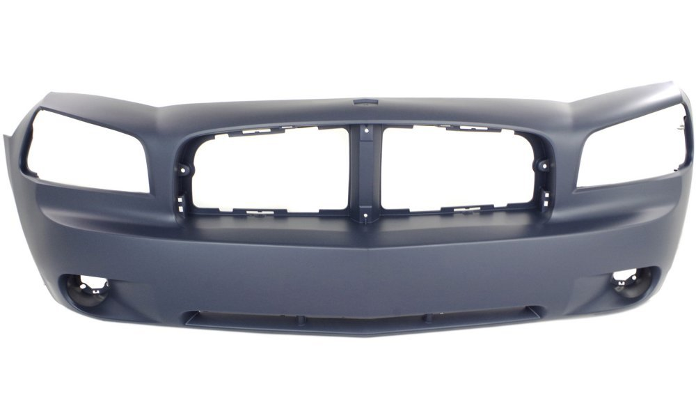 New Evan-Fischer EVA17872021697 Front BUMPER COVER Primed Direct Fit OE REPLACEMENT for 2006-2010 Dodge Charger *Replaces Partslink CH1000461