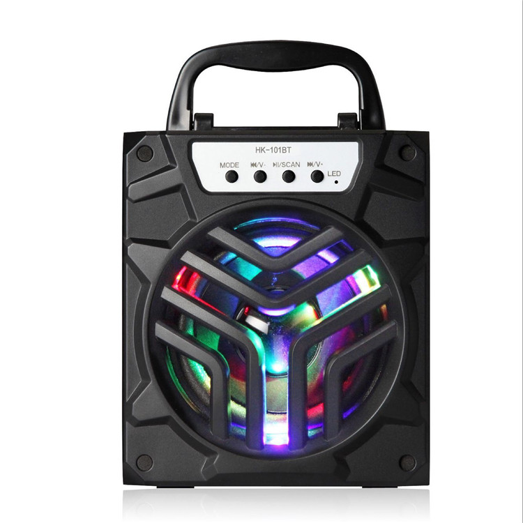 Wireless Large <strong>Speaker</strong> with USB FM Radio TFCard 3.5mmAux,Color Changing Portable Wireless Party <strong>Speaker</strong> Used for Outdoor