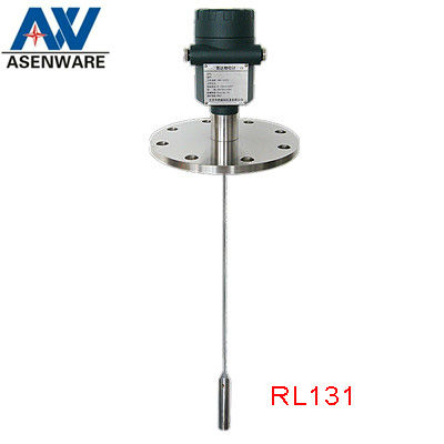 HOT!! High Frequency Digital Guided Wave Rod Radar Oil Level Gauge,Used for Oi Tank, Mineral ,Liquid,Melt,RL131
