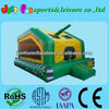 inflatable army tank bouncer for kids, fire truck bouncer for sale