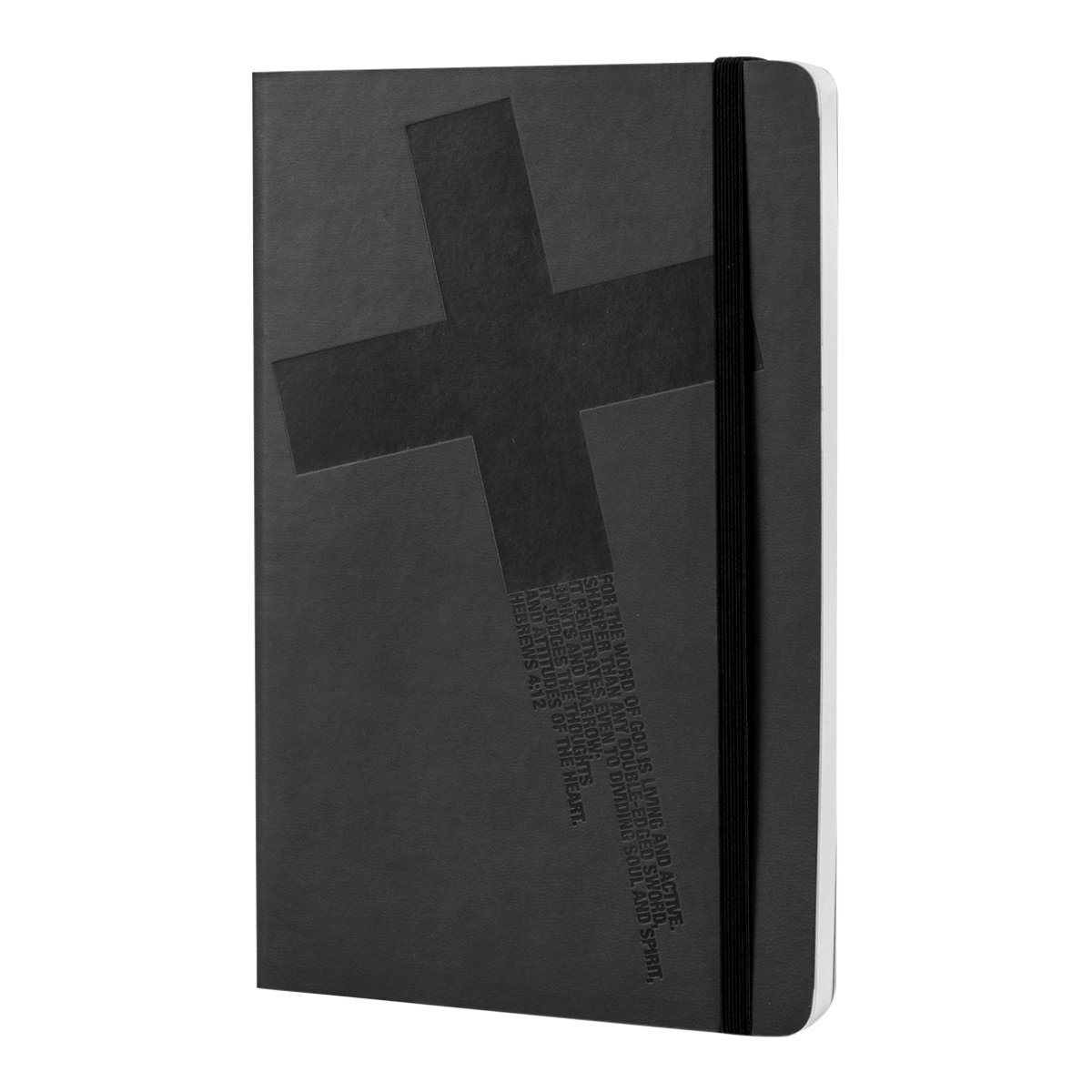DaySpring Banded Scholar Journal Diary Notebook, Cross Bible Reading Guide (82813)