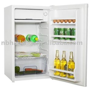 with lock mini BC-90 refrigerator fridge
