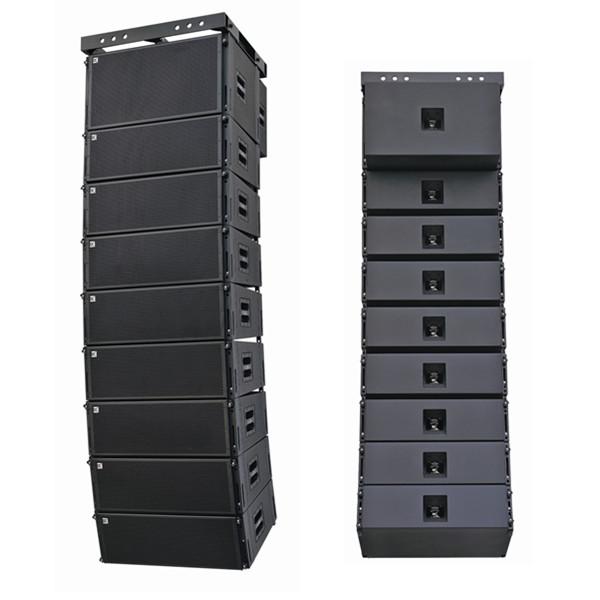 Concert Sound System Q1 Pro Audio Speakers