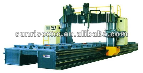 Gantry CNC Drilling Line for Beams