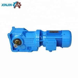 5HP, 10HP, 20HP K series bevel gear drive speed reducer motor