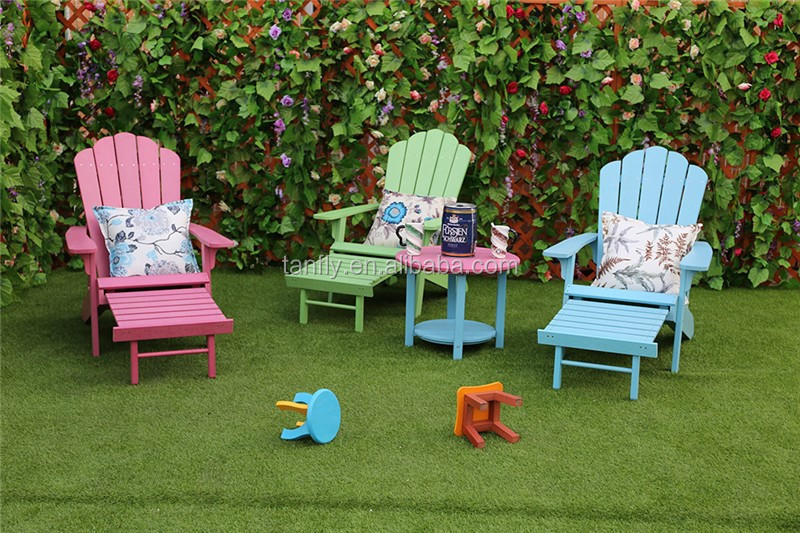 Promotio<em></em>nal Outdoor Patio Furniture Various Color Polywood Adiro<em></em>ndack Chair