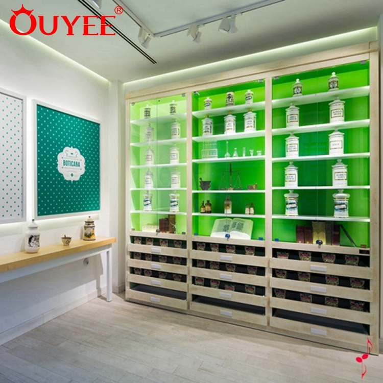 Guangzhou Factory Commercial Counter Display Retail Store