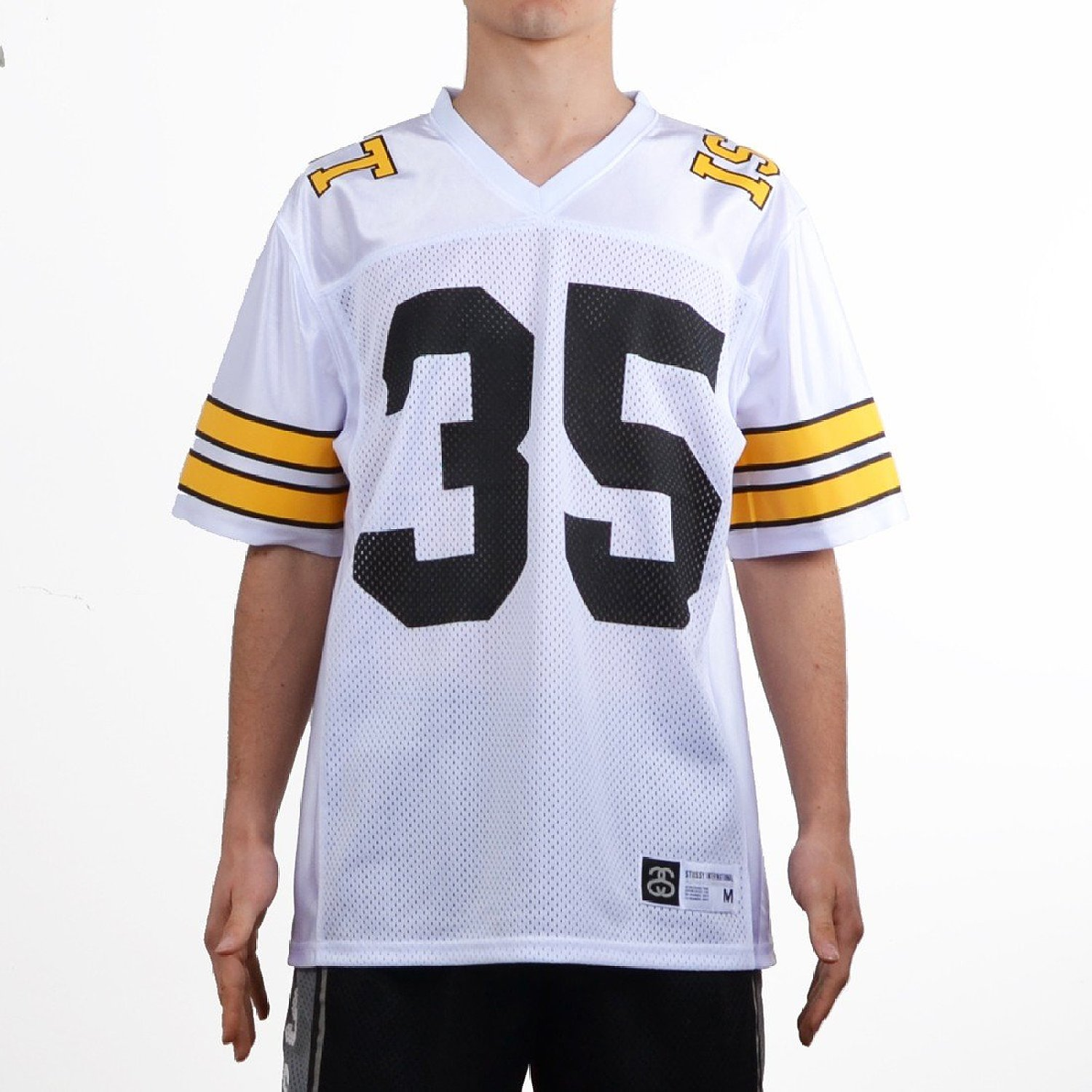... Outlet Sale Haul · Stussy - IST Football, White, Large