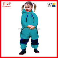 Children indoor wear for messy crafts waterproof infant rainy overalls outdoor