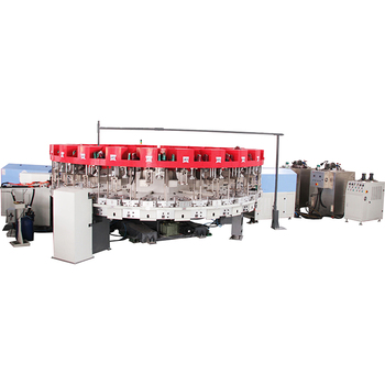 Fully Automatic Double Density Shoe Making Machine