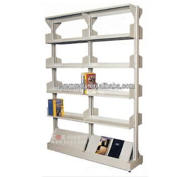Iron And Wooden Bookshelfused Magazine Racksshelving For Books