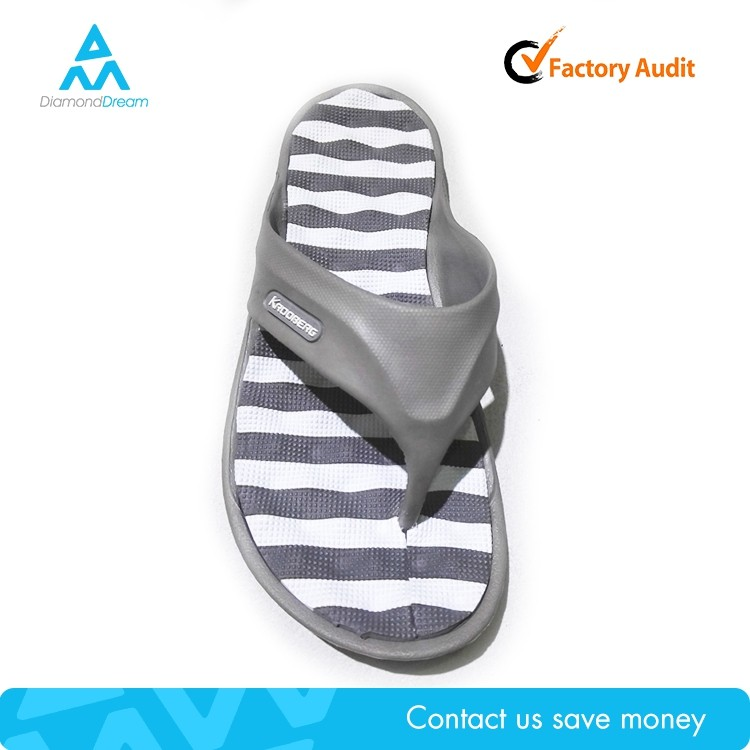 wholesale eva flip flop print outdoor slipper manufacture from china