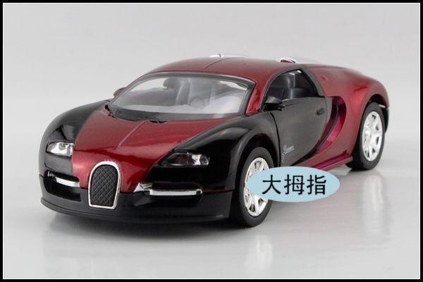 2014 free shipping 1 32 bugatti veyron cabriolet kids. Black Bedroom Furniture Sets. Home Design Ideas