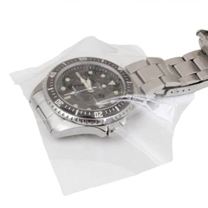 PVC soft self-adhesive watch dial protective film, pe film watch strap protection custom printing