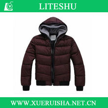 For Outdoor Sports Man Fashionable Feather Down Coat