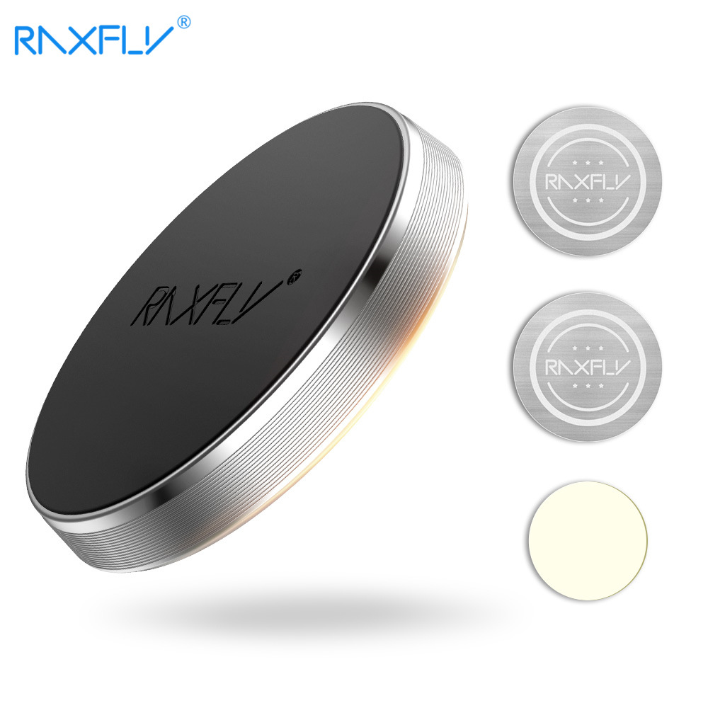 RAXFLY Best Selling Universal Multifuncional Car Phone Holder Para o Telefone Móvel iphone Ímã Magnético Suporte De Parede