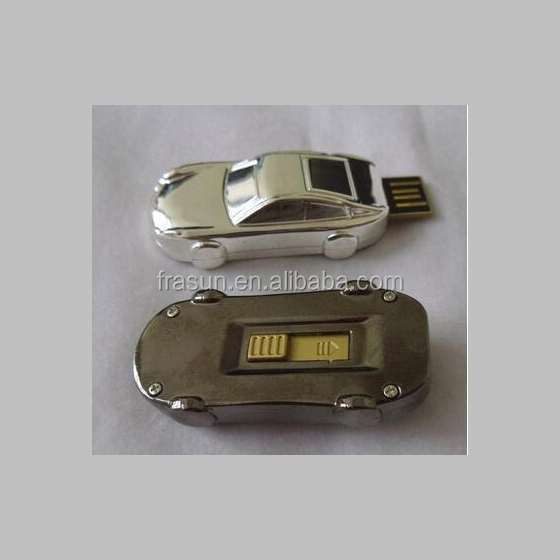 Frasun Trunk pen drives fun USB drive car shaped USB flash drive pen flash