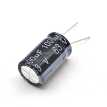 16*25mm 63V 1000UF electrolytic capacitor