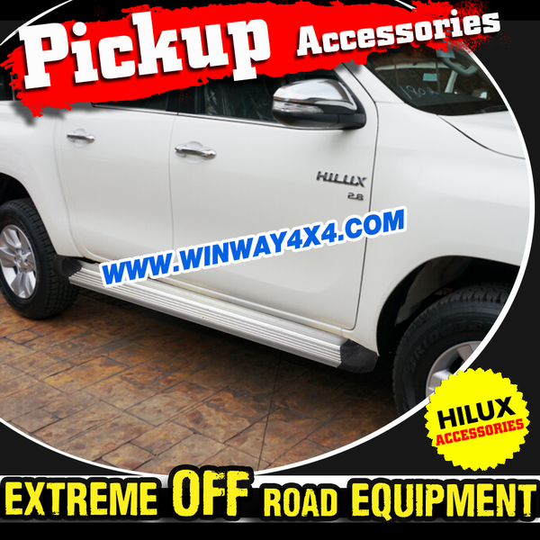 2015 Pickup Truck Accessories Aluminium Side Step For 2015 Toyota Hilux Revo