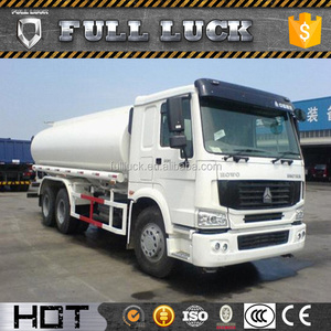 Low price SINOTRUCK used water tank truck for sale
